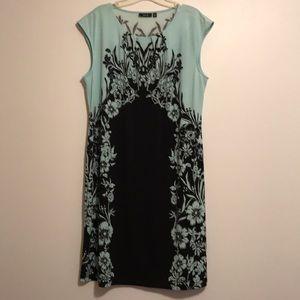 APT9 sleeveless midi dress. Size XL